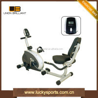 MRB4200 Hot Sale Fitness Equipment Magnetic Recumbent Bike Bicycle