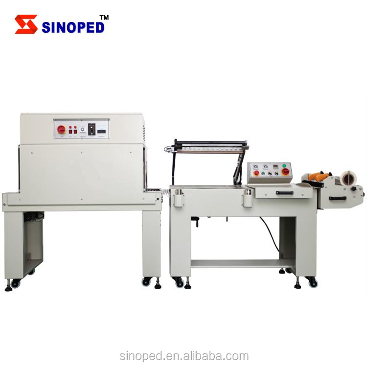 Semi Automatic POF Film Shrink Wrapping Machine