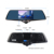 Latest 5 inch IPS touch screen 1920*1080 A7 Quad Core Car Camera 360 degree panoramic rearview mirror dvr