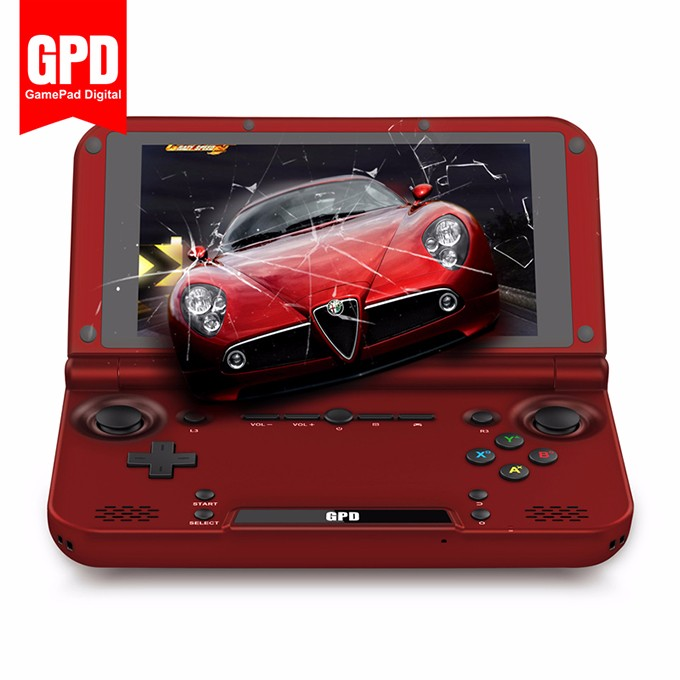 Hot GPD XD 5 inch Tablet PC handheld game consoles 2G/32G Quad Core H-IPS Android Video Game Player Game Console