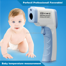 feilong infrared forehead and ear thermometer 0~100C DT8861