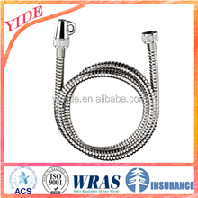 Stainless steel spray nozzle bidet hose