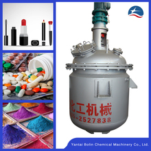 manufactuer chemical stainless steel reactor vessel