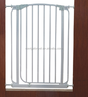 Metal Adjustable Pet Safety Gate with BSEN1930:2011 Certificate