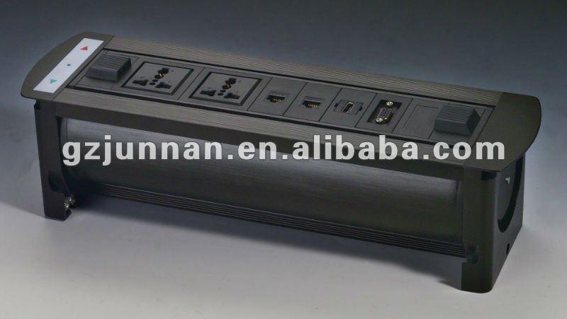 Furnituring Power Desktop Socket For Advanced Conference System