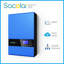 High Efficiency Off Grid High Frequency Pure Sine Wave Solar Inverter 12v 24v 48v dc to 230v ac inverter converters