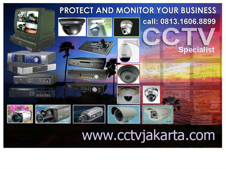 Surveillance systems jakarta cctv video camera installers