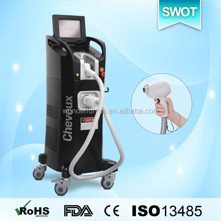 with ce stock economic fast supplier equipment laser hair removal machine diode