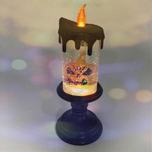 2017 Novelty Halloween Candle Crafts