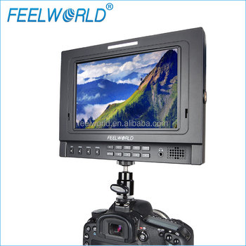 "7"" Ultra-High Resolution 1280 x 800 ips panel Field Monitor for camera camcorder"