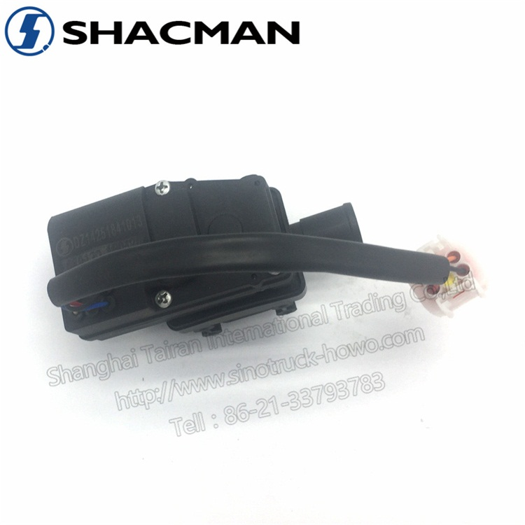 SHACMAN SPARE PARTS Original Electric Water Valve DZ14251841013