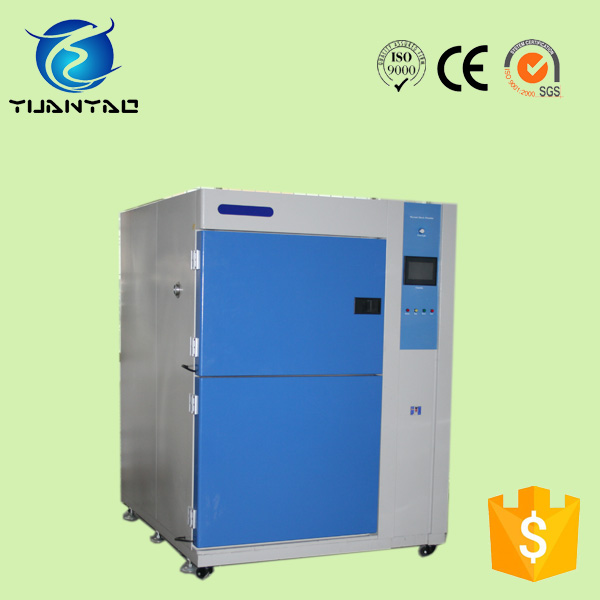 2-zone Programmable constant environmental 108L Thermal Shock Test Systems