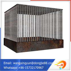stainless steel dog cage/how to make dog cage(ISO9001)
