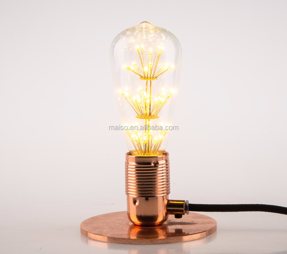 ST64 Dimmable Starry Light Bulb light up fairy wand