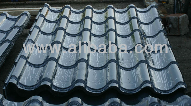Tile-profile metal sheets - Roofing Sheets