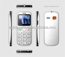 very small bar mobile phone factory price with sos button W76
