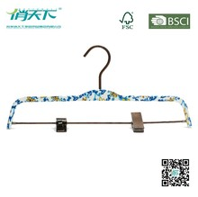 Betterall Blue And White Porcelain Laminated Pants Hanger