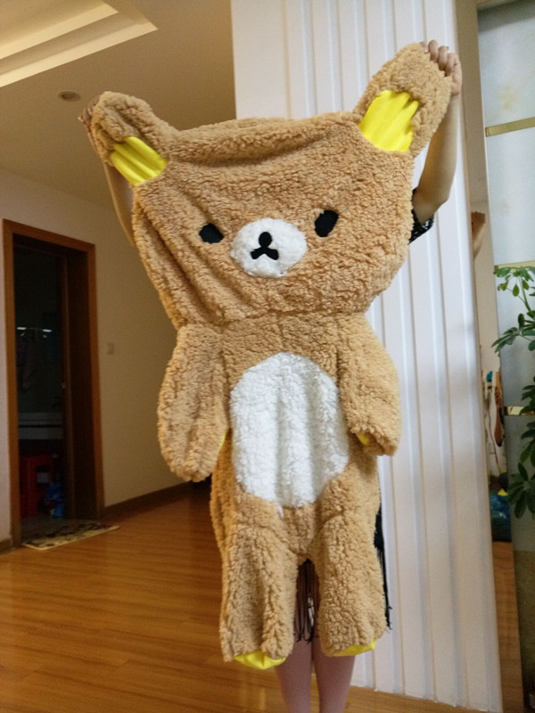 "60cm\80cm\110cm/31.5"" Inch,Plush Bear Skin ,semi-finished Toys Plush teddy Easy bear skin birthday gift"