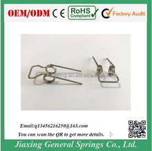 Piano Wire Double wheel Torsion Spring