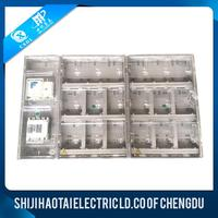 Mechanical Outdoor Plastic Electrical Transparent Meter