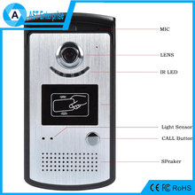 Multifunction Wireless WiFi Video Visual Door Bell Phone Doorbell Home Security for Android IOS Mobile Phone Wifi Doorbell