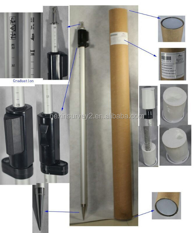 2.15m prism pole low price