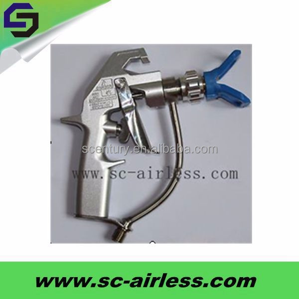 Hot sale high pressure electric airless spray gun for wall putty paint