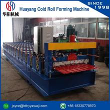 Building Material used metal roof panel roll forming machine sealant