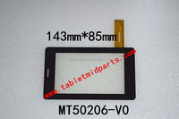 5 inch tablet replacement touch screen MT50206-V0