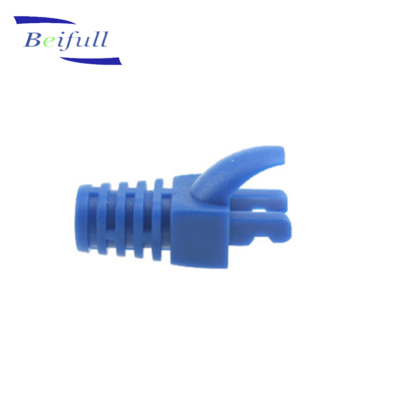 Shenzhen Factory supply Good quality Cat 5e cat6 RJ45 rubber cable boots