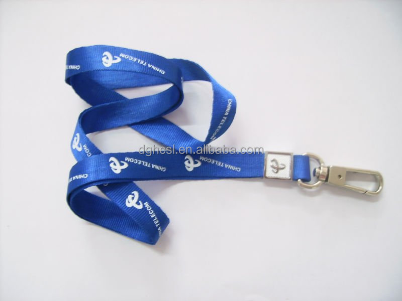 china online shopping Personalized Printed lanyard