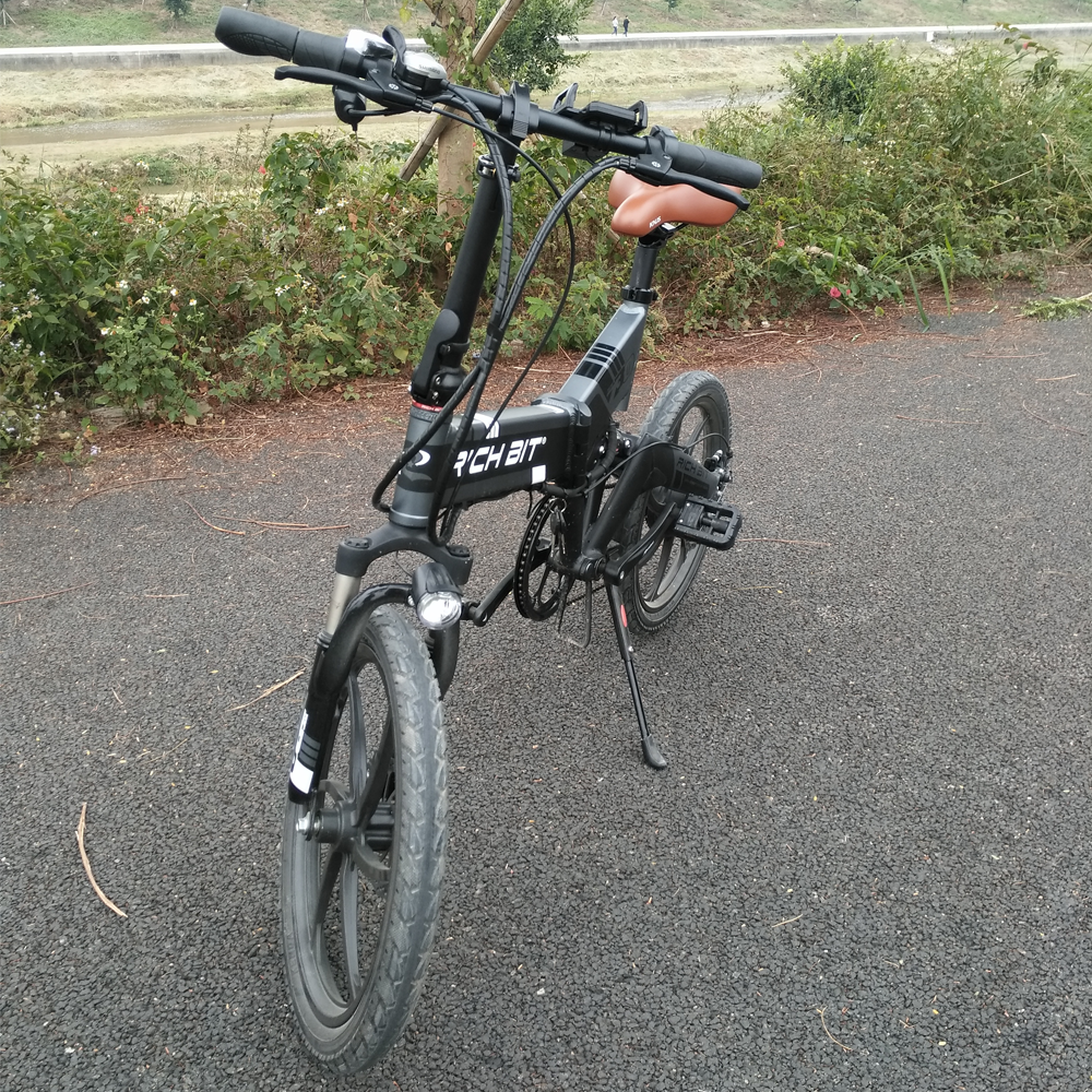 Rich Bit TOP-730 Bicycle Singapore Electric 500w Adult Folding <strong>Bike</strong> 20 Inch