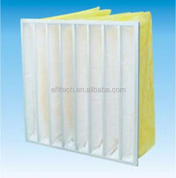 Quality F5-F9 manufacturer air filter efficiency g3 g4 f5 f6 f7 f8 dust bag filter