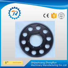 big big gear by casting for Agricultural machinery