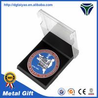 Custom personal metal coin
