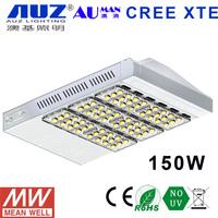 new design high lumen 150w led street light good quality with 3 years warranty best price street light