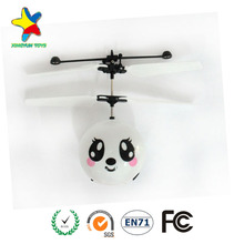 Radio Control Toy RC fly balls pair propeller RC Helicopter XY-102