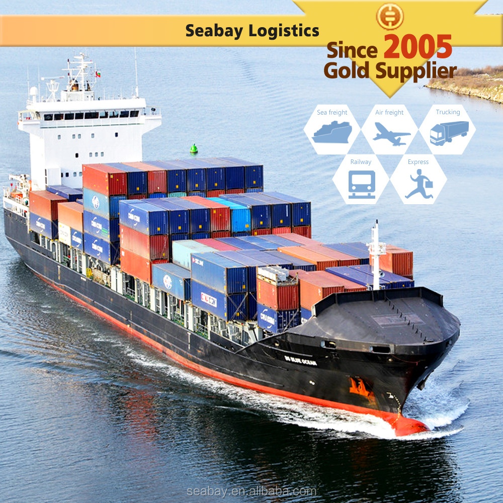 professional fast sea freight ocean shipping container price from tianjin to houston