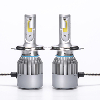 High Quality L6 led Headlight H7 H4 H11 from led car headlight manufacturer
