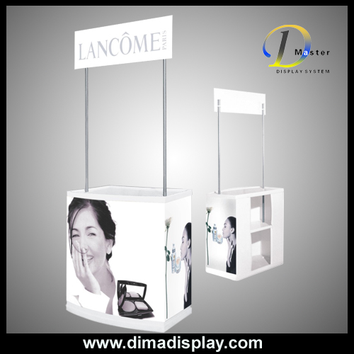 foldable table promotion table display