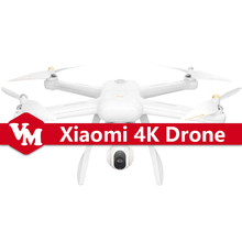 Original Xiaomi Drone Mi 4K Drone WIFI FPV Quadcopter With 4K Version 30fps HD Camera 3-Axis Gimbal GPS App RC Xiaomi 4K Drone
