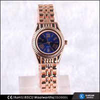 quartz small wristwatch alloy ladies watches