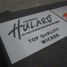 waterproof and durable company introduction letter standing sign,hot sale steel letter,top 3d introduction letter