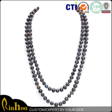 Manfacture Direct Sales Freshwater Pearl Necklace Latest Design Pearl Necklace,Pearl Necklace Patterns In Bulk Wholesale