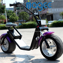 New citycoco removable battery with CE 2016 new & hot sale disc brake 2 wheels electric motorcycle 1200W