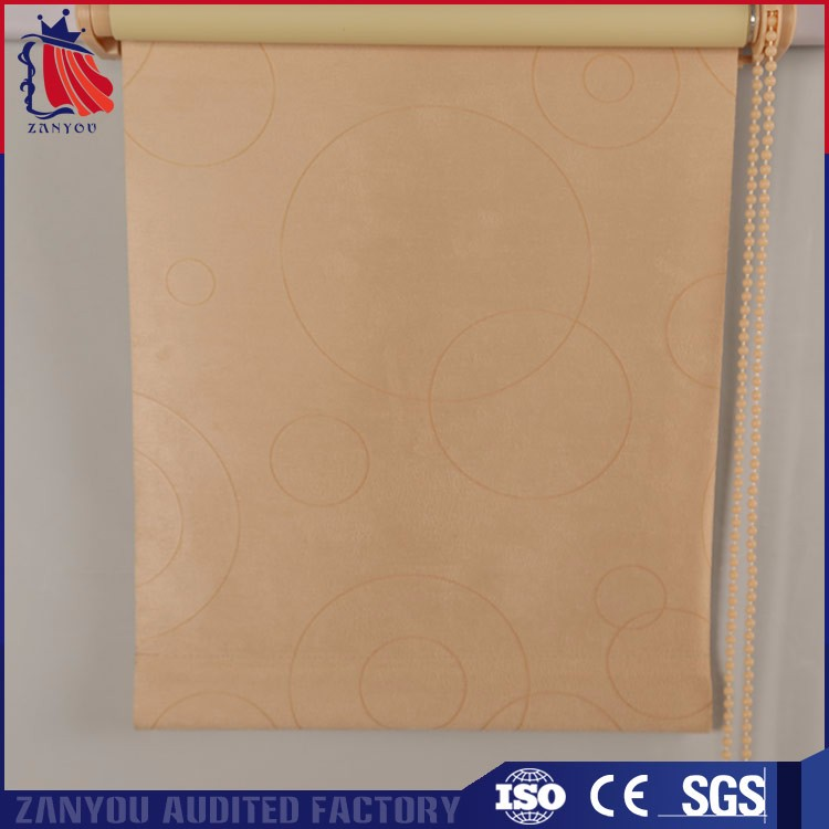 ZANYOU high quality Suede prestige blinds