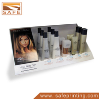Cheap Counter Top Display Box For Hair Care Products Counter Stands
