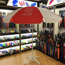 windproof beach umbrella garden umbrella outdoor promotional umbrella