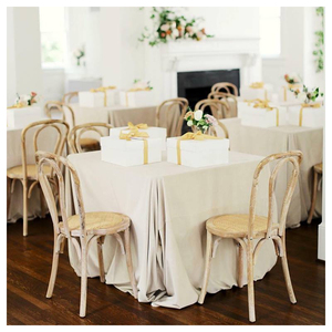 Restaurant wedding hotel rental thonet bentwood dining chair