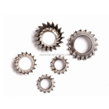 Stainless Steel Serrated Toothed Washer/Snap Ring/Tooth Washer/din6798